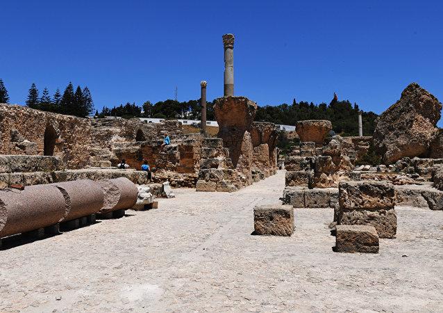 El territorio de la ciudad antigua de Cartago