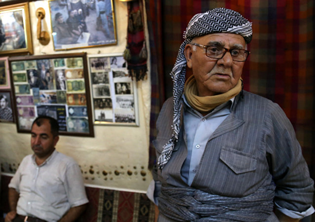 Los kurdos iraquíes