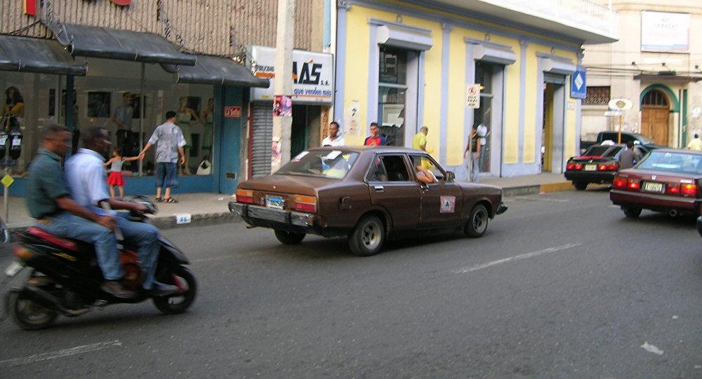 Un motoconcho en República Dominicana (archivo)