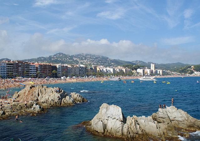 Lloret de Mar, España