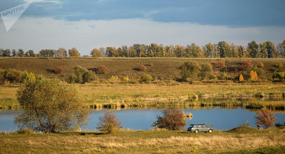 Un lago en Rusia (imagen ilustrativa)