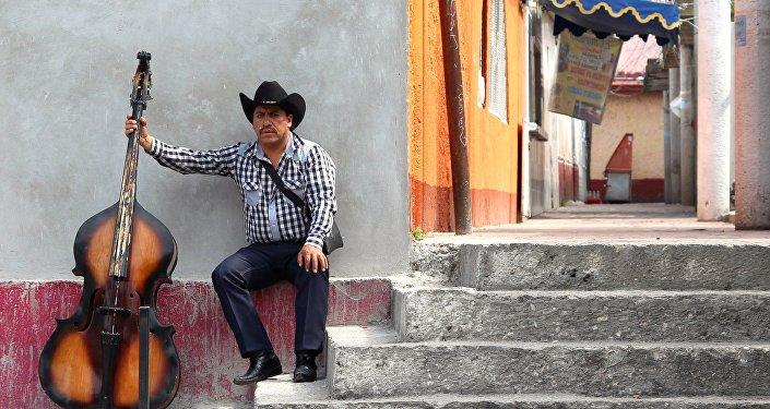 Un mexicano (imagen referencial)