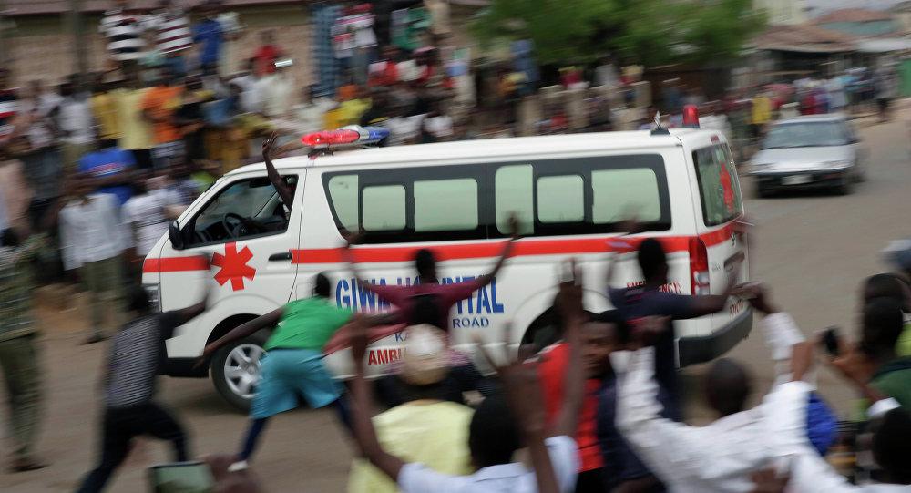 Tres mujeres kamikazes causaron 28 muertos y 82 heridos — Nigeria