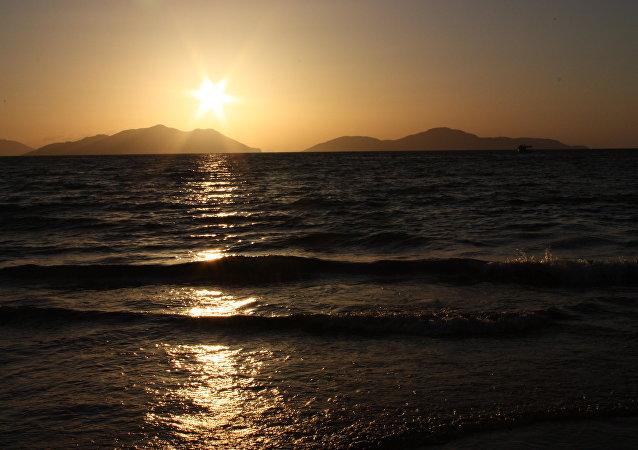 El golfo de Fonseca