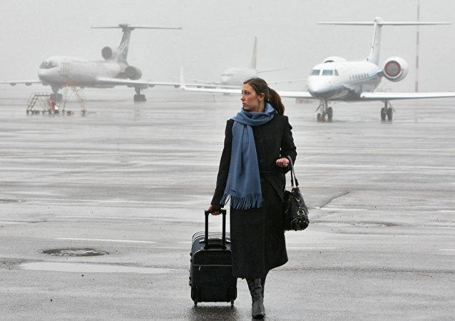 Aeropuerto ruso