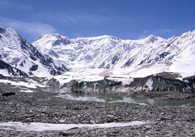 Montañas de Kirguistán (imagen referencial)