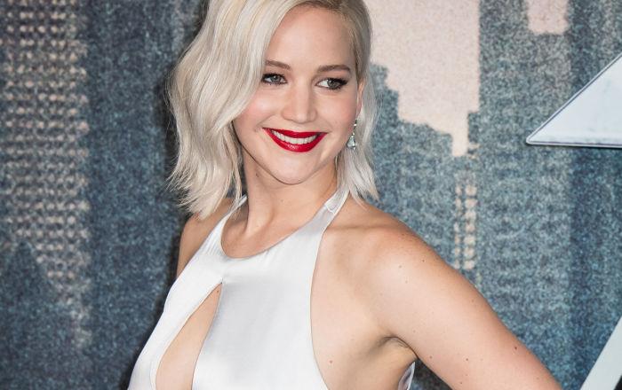 Jennifer Lawrence, actriz estadounidense