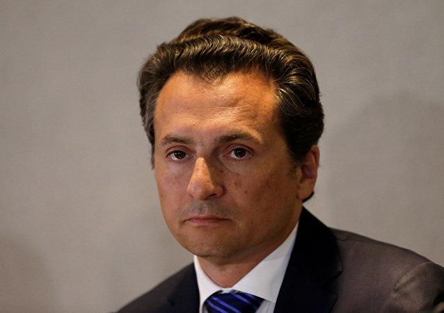 Emilio Lozoya, exdirector general de Pemex