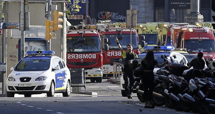 Barcelona llora a la víctimas del ataque terrorista (vídeo)