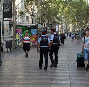 Las Ramblas, Barcelona, España (archivo)