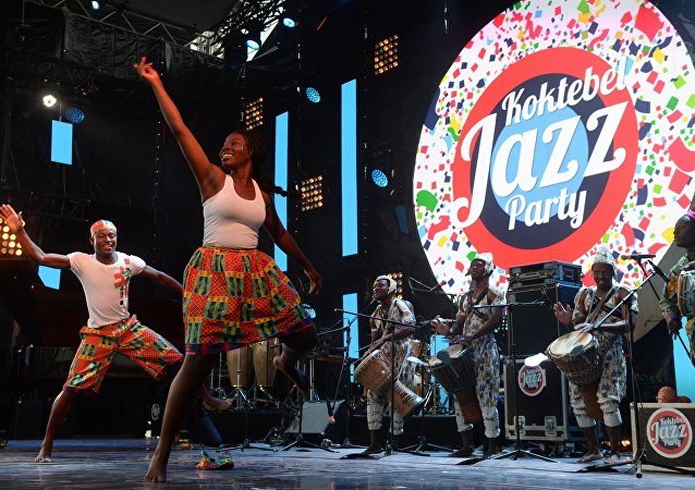 Festival internacional Koktebel Jazz Party 2015 (archivo)