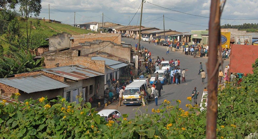 Bujumbura, la capital de Burundi