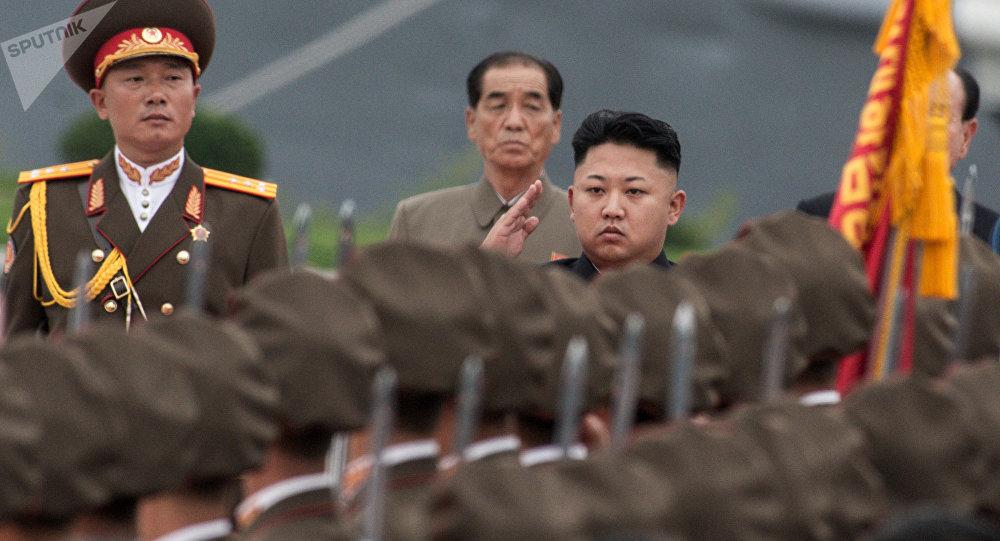Kim Jong-un, Lider de la Corea del Norte