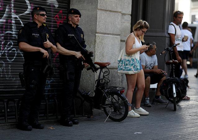 Mossos d'Esquadra, policía autonómica de Cataluña