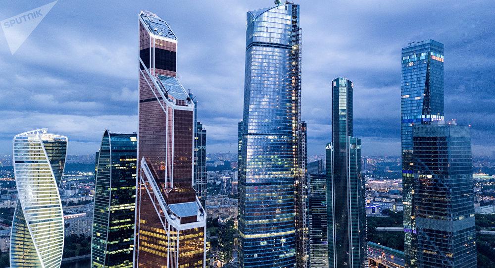 Centro Internacional de Negocios de Moscú Moscow City (imagen referencial)