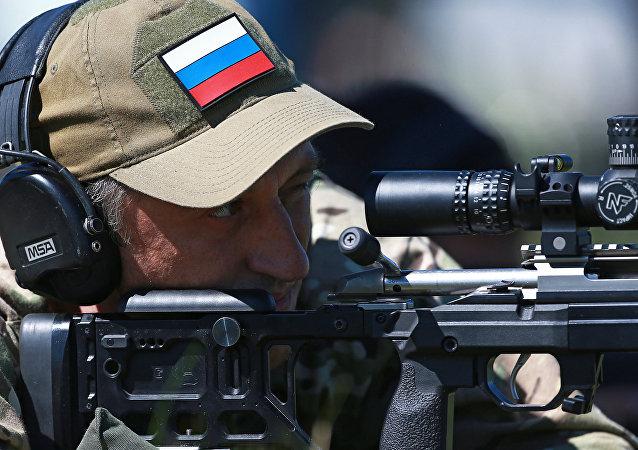 Competiciones de francotiradores (archivo)