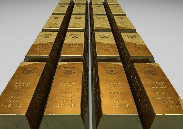 Oro (imagen referencial)