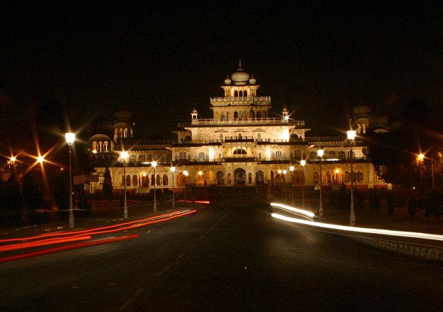 Una ciudad de la India (imagen referencial)
