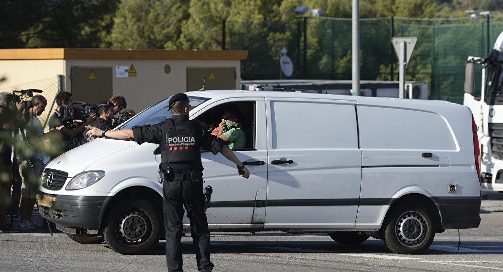 Los Mossos d'Esquadra, la policía autonómica catalana