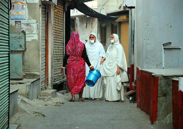 Musulmanas indias (imagen referencial)