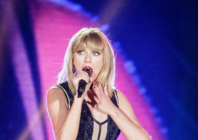 Taylor Swift, cantante estadounidense (archivo)
