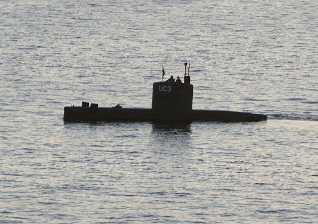 El submarino Nautilus