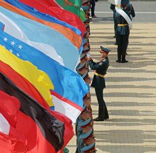 La apertura del Foro Internacional Técnico Militar Army 2017