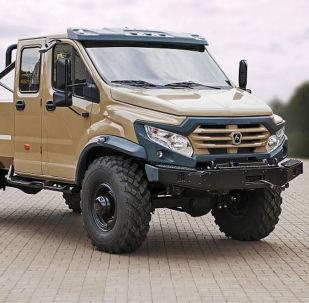 GAZ Vepr Next, camioneta todoterreno rusa