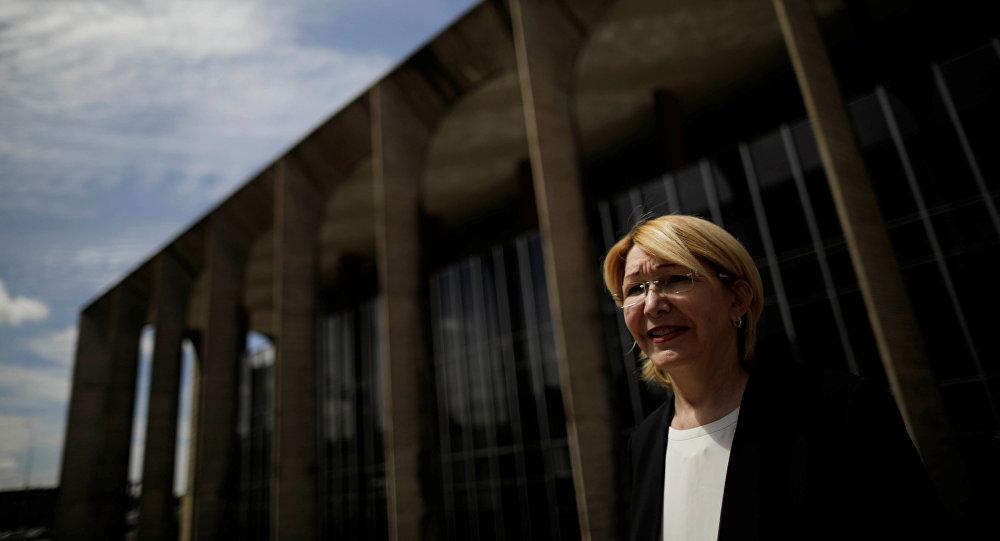 Gobierno de Colombia otorga protección a ex fiscal venezolana Luisa Ortega
