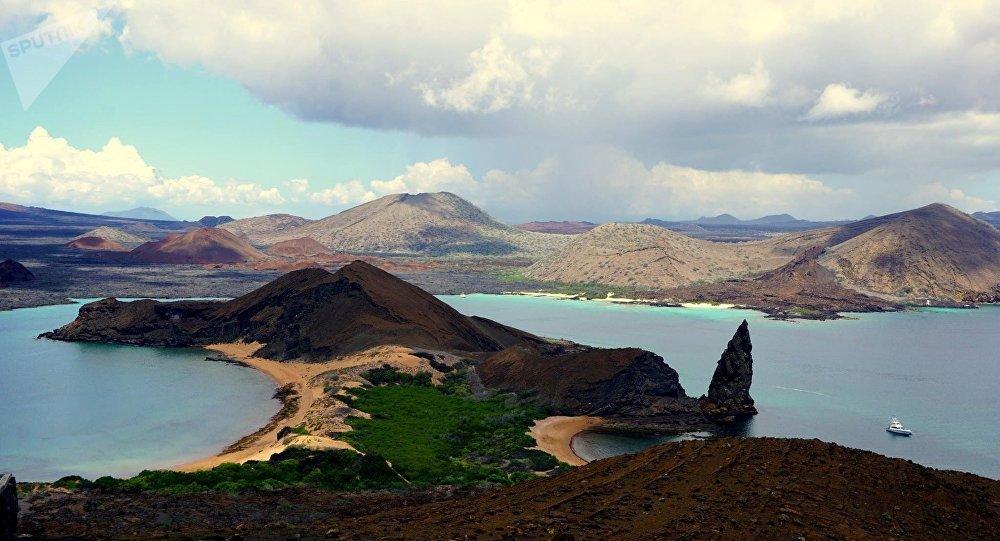 Las Islas Galápagos (archivo)
