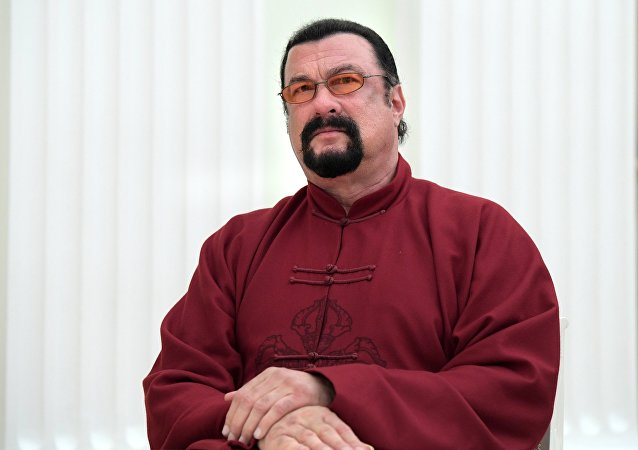 Steven Seagal, actor y director
