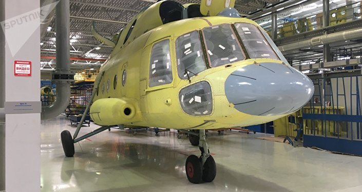 La Fábrica de Helicópteros de Kazán