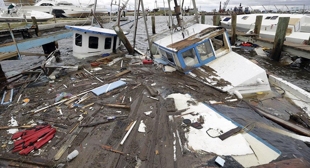 EEUU libera más crudo de reserva estratégica tras paso de huracán Harvey