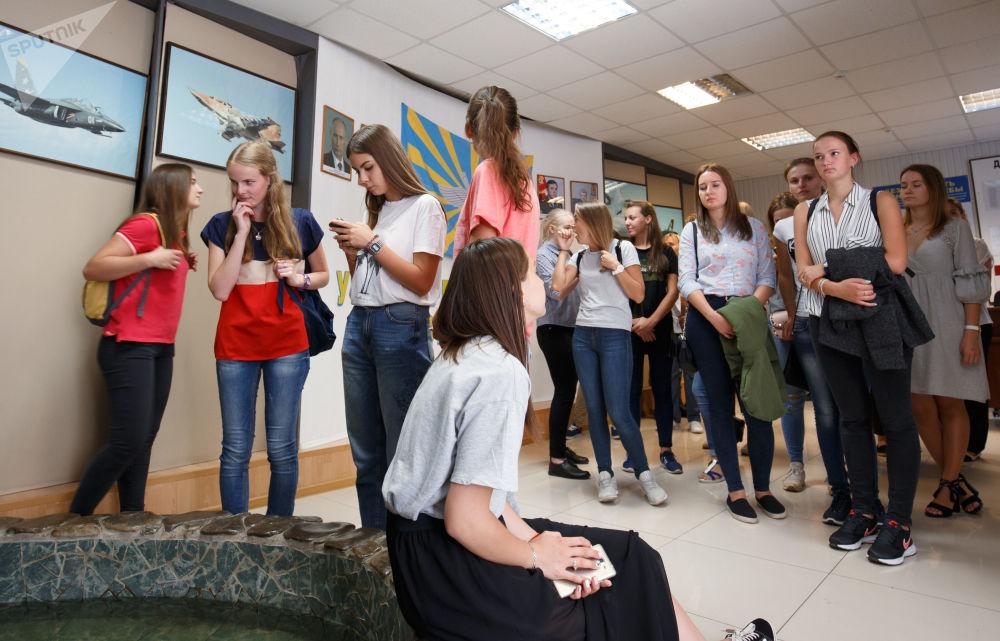 Igualdad de género: Sputnik te presenta a las futuras pilotos militares rusas
