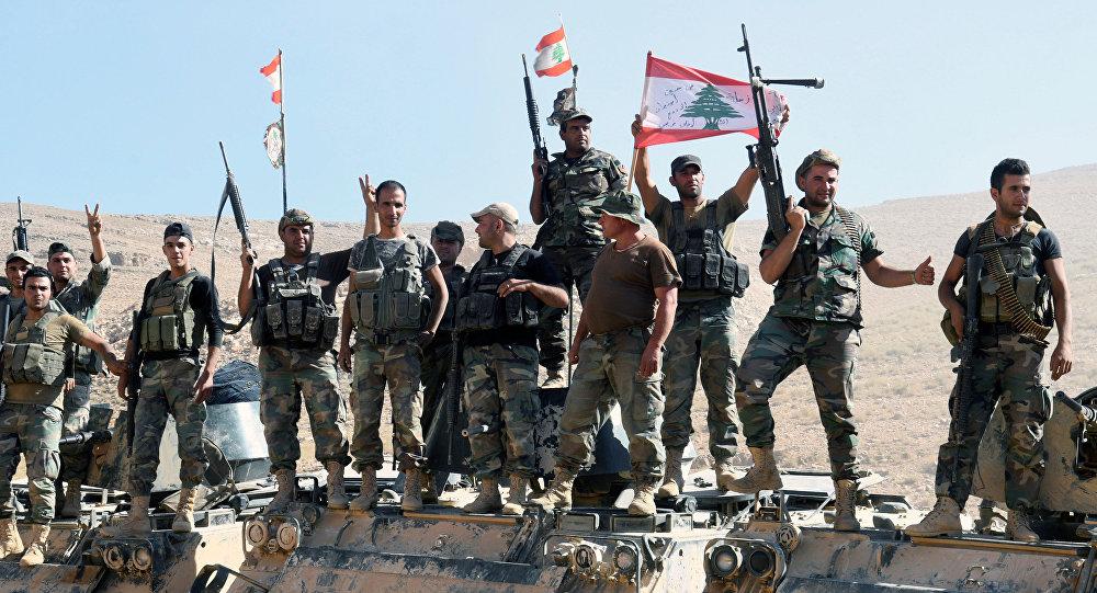 La frontera sirio-libanesa, liberada totalmente de los yihadistas de Daesh