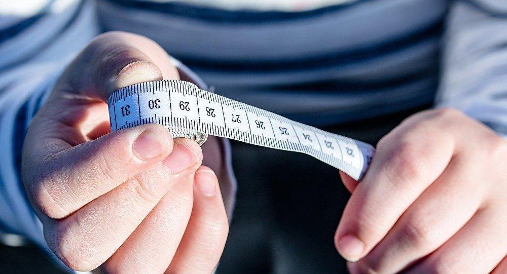 Como bajar de peso lentamente pero seguro