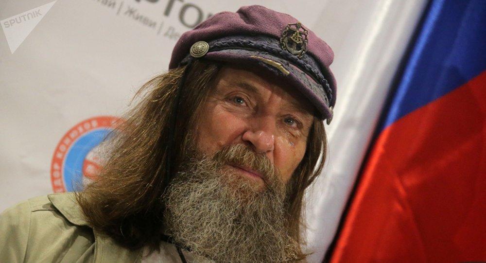 Fiódor Kóniujov, viajero ruso