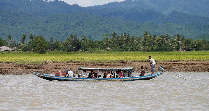 La minoría rohinyá en Birmania