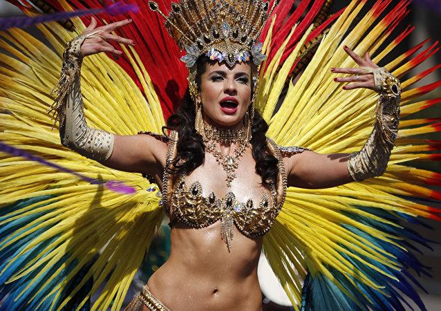 Exprimir la vida al máximo: lo más destacado del carnaval de Notting Hill