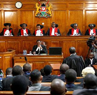 Corte Suprema de Kenia
