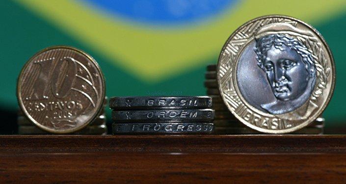 Real brasileño (imagen referencial)