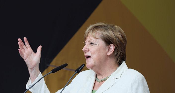 Merkel informará al presidente alemán del fracaso de la negociación de coalición