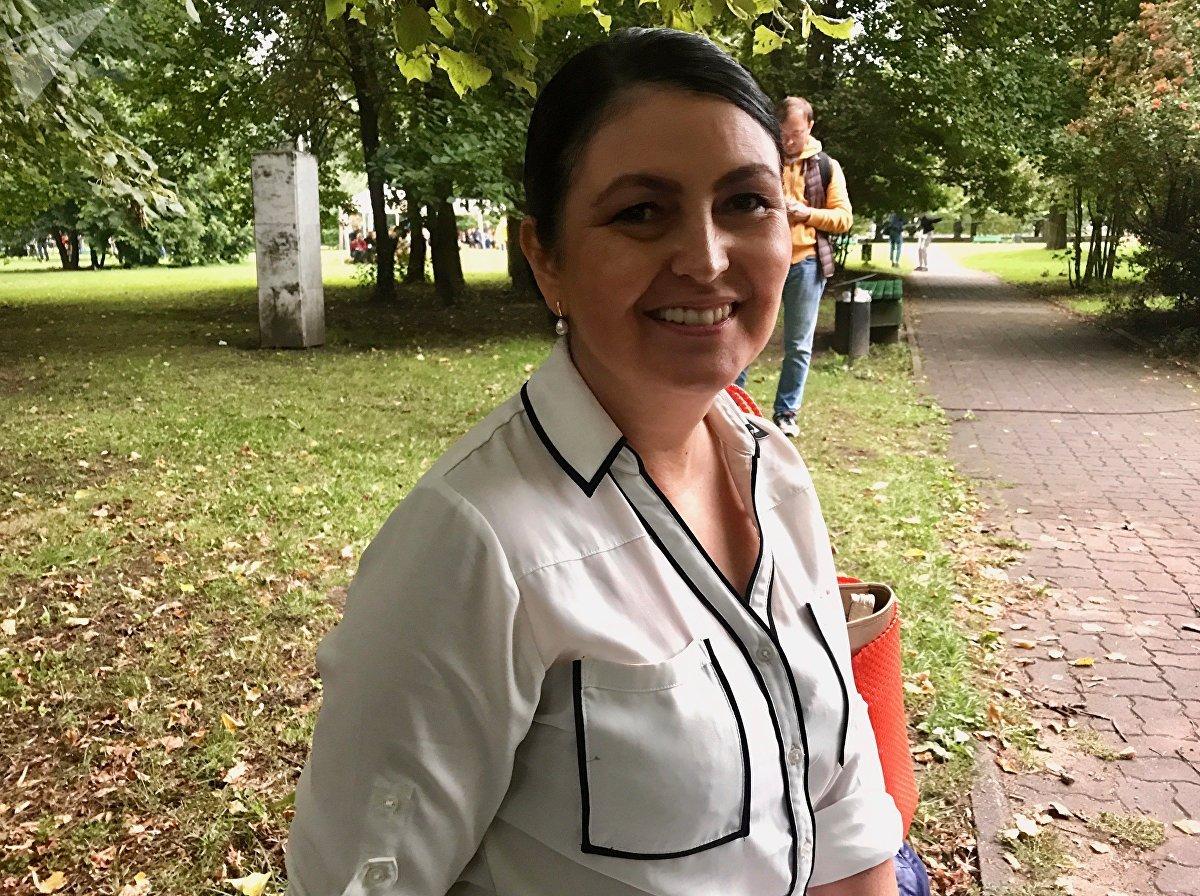 Sputnik tuvo la suerte de poder conversar con una mexicana en Kaliningrado