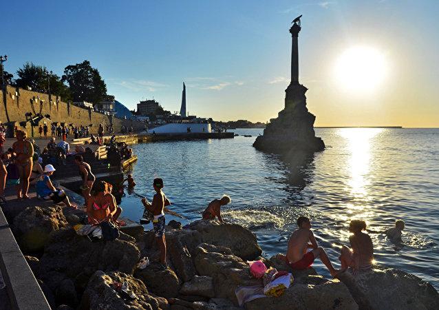 La región rusa de Crimea