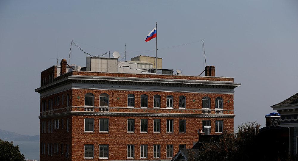 Ordena el cierre del consulado de Rusia en San Francisco