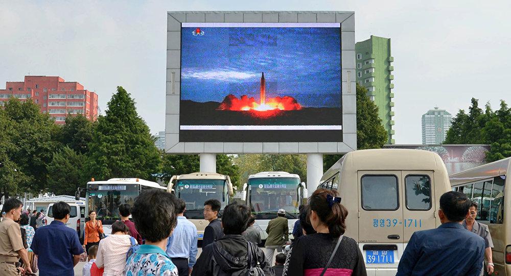 Putin afirma que sanciones no resuelve crisis en Norcorea
