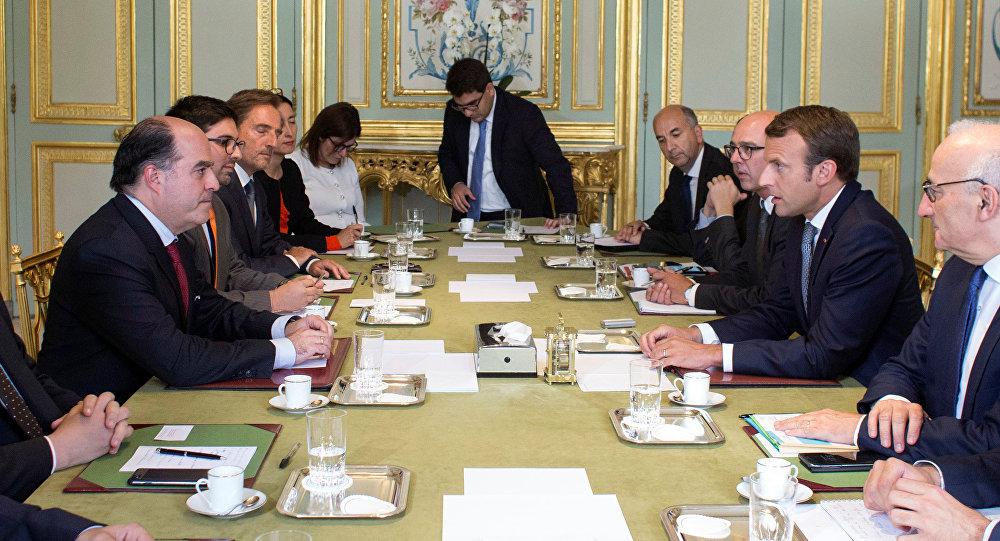 #HambreDeLibertad Oposición venezolana inicia gira por Europa