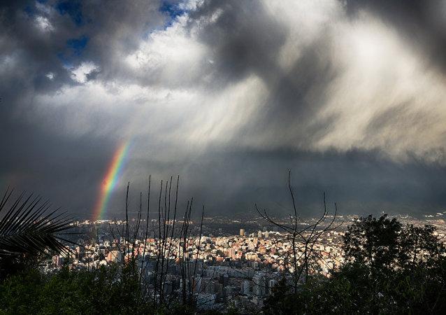 Santiago, capital de Chile (imagen referencial)