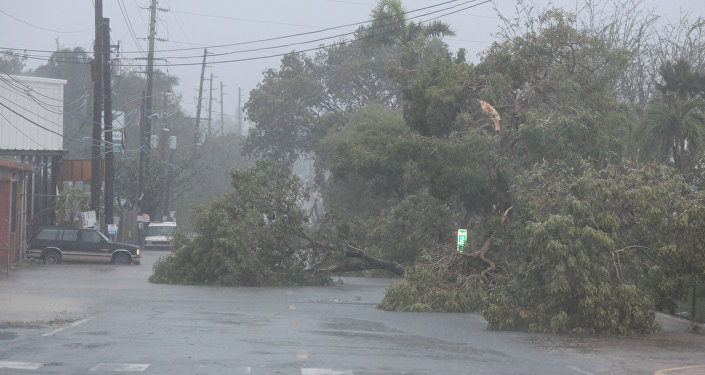Consecuencias del huracán Irma en Puerto Rico