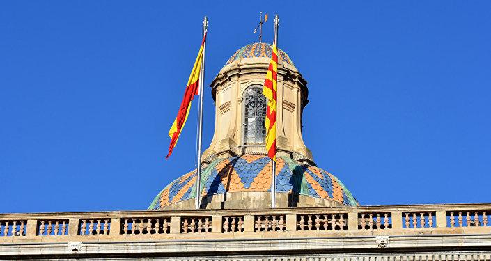 Palacio de la Generalitat de Cataluña